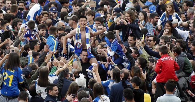 西班牙人获得欧冠席位