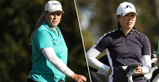 女子PGA锦标赛首轮林西科姆并列领先 刘钰林希妤T55