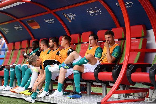 穆勒首次世界杯担任替补