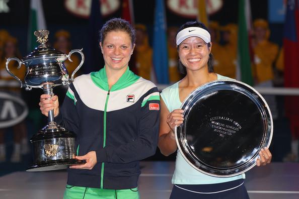 澳网元老赛分组李娜搭档小克 女金刚达文波特出战