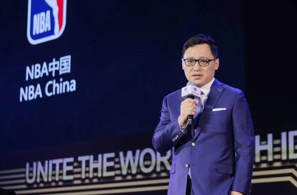 NBA中国高级副总裁王大为