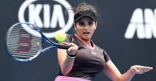 米爾扎有望代表印度參加東京奧運會網球女雙賽事