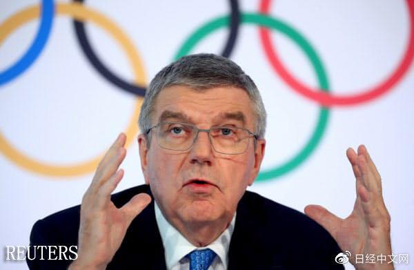奥运防疫涵盖7大领域 巴赫赴日展示安全办赛决心