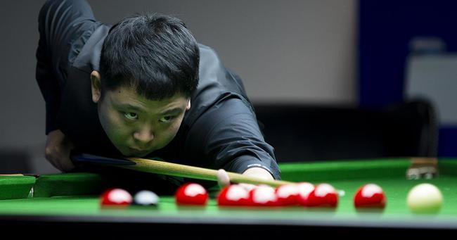 斯诺克职业资格选拔赛第二站 曹宇鹏张安达返职业