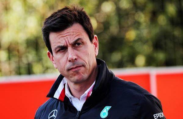 F1梅赛德斯车队领队托托-沃尔夫