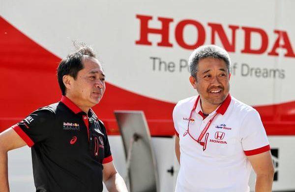 本田对于梅赛德斯和法拉利引擎在斯帕遭遇故障感到惊讶