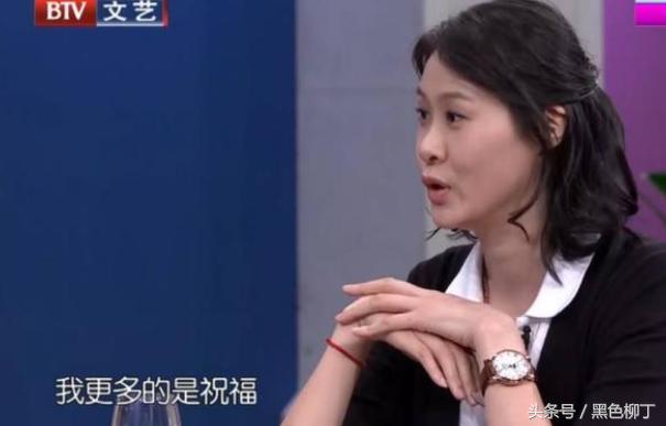 37岁赵蕊蕊仍单身:不羡慕谢杏芳 非结婚就幸福