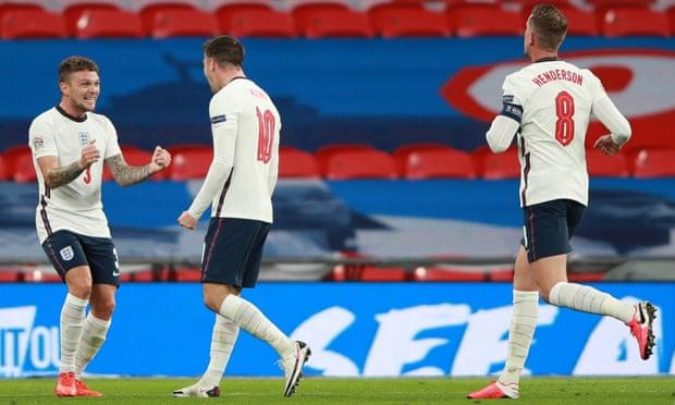 欧国联-卢卡库进球拉什福德破门 英格兰2-1比利时
