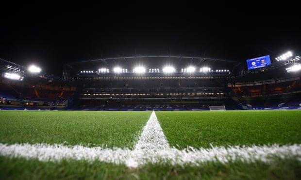 英超-蒂亚戈-席尔瓦进球 切尔西半场1-0领先