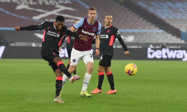 英超-萨拉赫双响破荒悍腰破门 利物浦3-1客场连胜