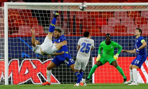 切尔西16年来最晚欧冠丢球 到手的零封战绩没了