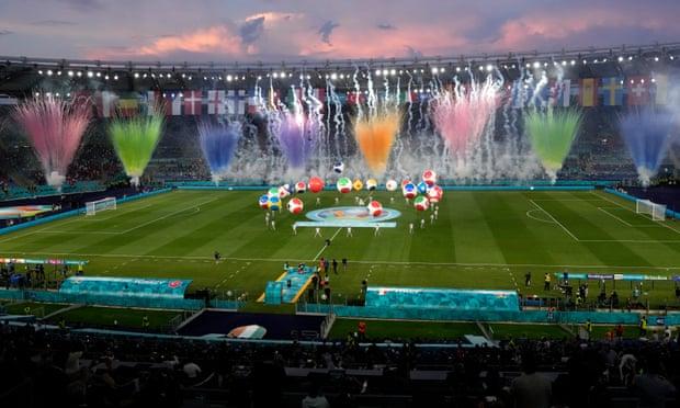 欧洲杯揭幕战-因莫比莱传射 意大利3-0完胜土耳其