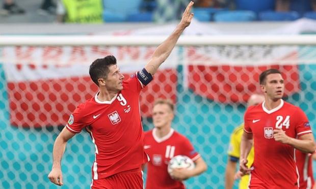 萊萬雙響,波蘭2-3遭瑞典絕殺