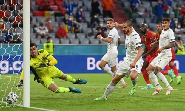 意大利2-1力克比利時
