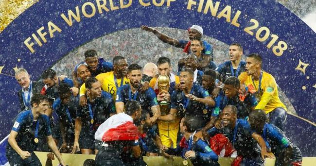 世界杯大势:别指望梅罗封球王了 法国偷师皇马