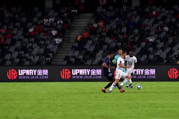 巴黎在中国夺超级杯 法足联:法甲在中国仅次英西