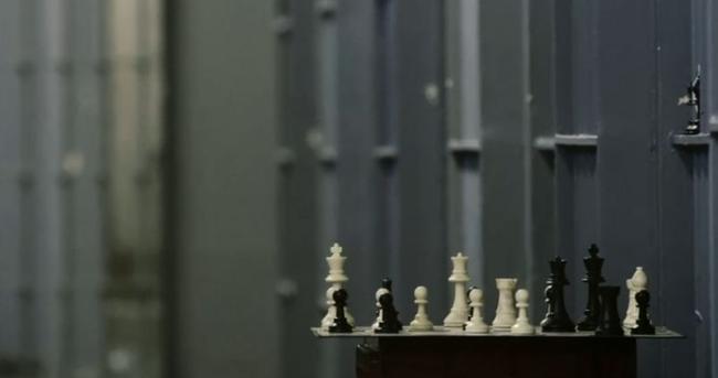 影片中的国际象棋