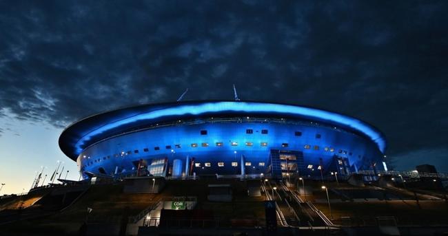 2021年欧冠决赛将在圣彼得堡进行