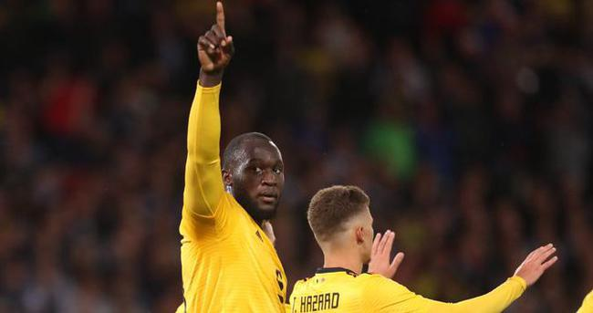 比利时是第一支晋级的球队