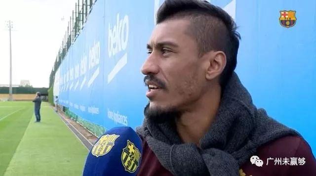 讲情义!保利尼奥重返巴萨看望队友 与梅西热聊