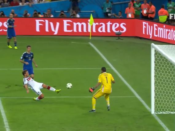 视频-俄罗斯世界杯倒计时88天 格策替补绝杀阿根廷