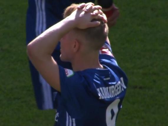 视频-保级关键战霉运不断 汉堡两球被吹0-3法兰克福