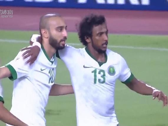 世界杯球队巡礼之沙特