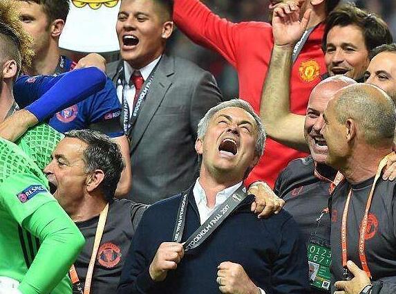 欧联杯夺冠