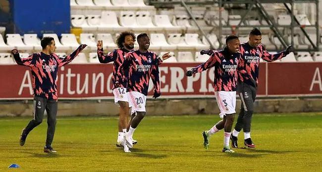 国王杯-加时赛遭10人第3级别队绝杀 皇马1-2出局