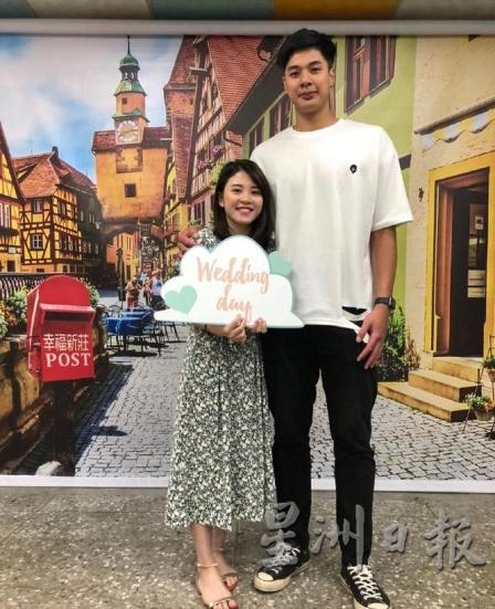 《【煜星代理平台】羽坛再传喜讯 中国台北选手卢敬尧正式步入婚姻》