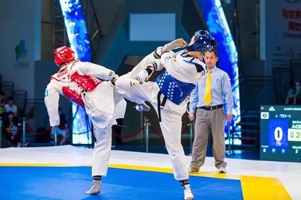 2018年全国跆拳道锦标赛第二站