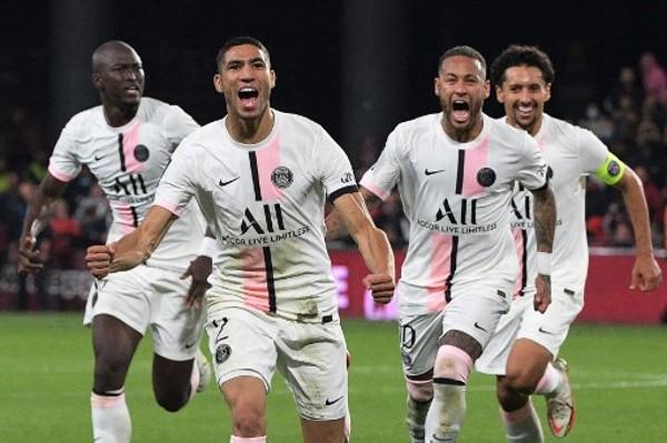 6球+7助!阿什拉夫今年参与进球五大联赛后卫中第一
