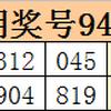 259期江明福彩3D预测奖号:直选复式参考