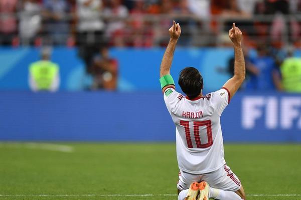 送别伊朗 回顾伊朗世界杯之旅