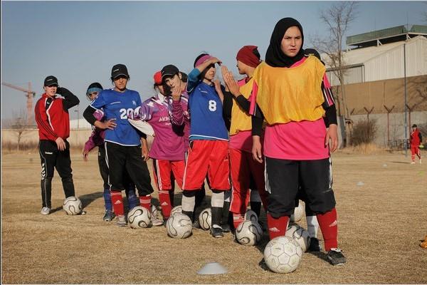 阿富汗女足