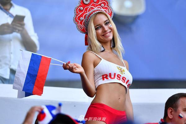 俄罗斯世界杯最性感女球迷写真