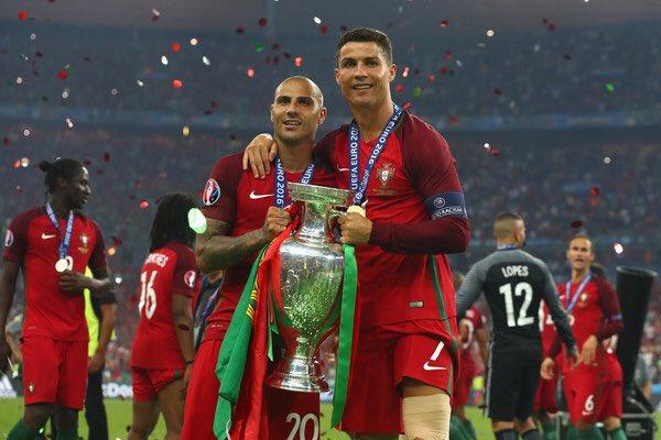 2年前,葡萄牙磕磕绊绊奇迹夺冠