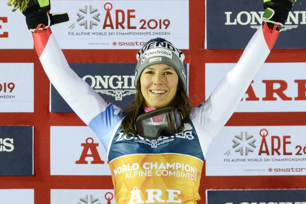 高山滑雪世锦赛全能霍尔德纳夺冠