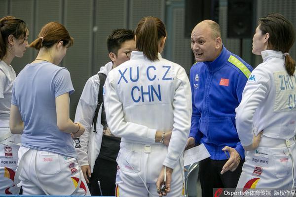 击剑亚锦赛女重决赛中国负韩国
