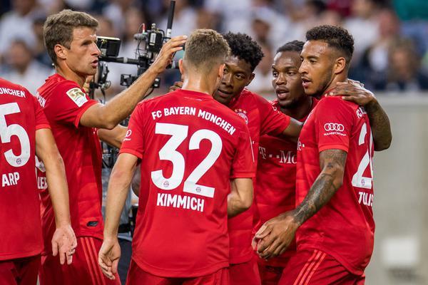 [国际冠军杯]拜仁慕尼黑3-1皇家马德里