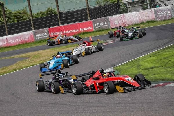 2019年国际汽联亚洲三级圆程式锦标赛将正在本周转战中国