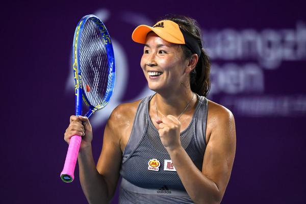 [WTA广州赛]王蔷0-2不敌彭帅卫冕失利