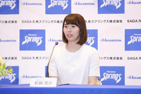 《【摩登3娱乐怎么代理】新锅理沙退役仪式正式举行 日本女排再无地板女王》