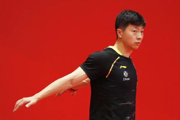 国乒备战奥运模拟赛