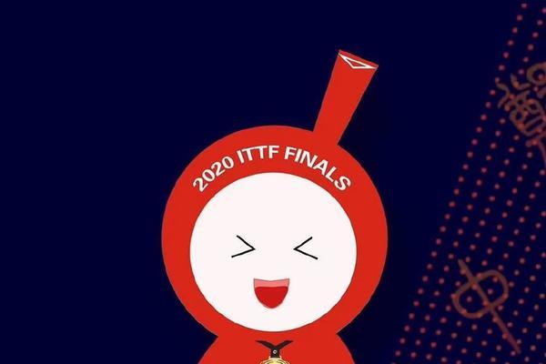 乒联总决赛奖杯奖牌与吉祥物曝光