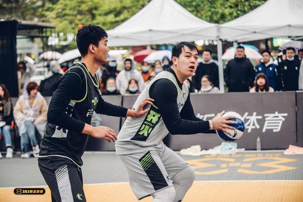 2020年3X3黄金联赛武汉站男篮决赛