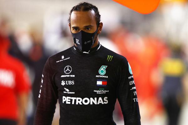 F1官方:汉密尔顿新冠病毒检测呈阳性