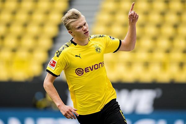 足彩伤停:多特前锋哈兰德伤缺 拜仁中后场失3主力