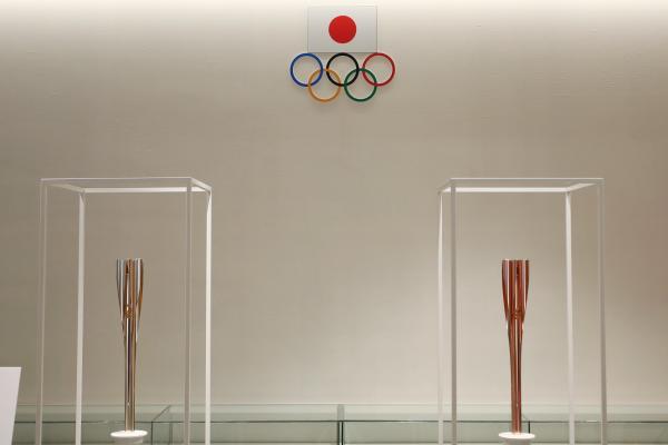 东京奥运火炬接力1个月后开始 国际火炬手恐难参与