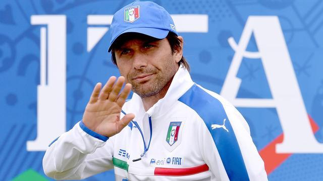 意大利名宿:希望孔蒂执教意大利 另2位名帅也行